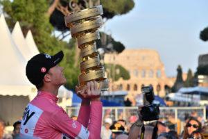 Giro d'Italia 2018, non solo l'impresa di Froome: nella dign