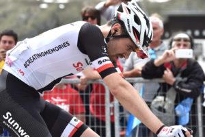 """Giro d'Italia, Dumoulin non si rimprovera nulla: """"il Froome"""