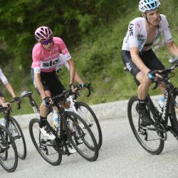 Chris Froome vince il Giro d'Italia 2018, è il primo britann