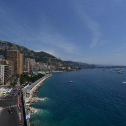 L'atmosfera di Monte Carlo il sabato pre Gran Premio