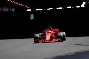 Ricciardo Principe di Monaco, Vettel si inchina sulle stradi