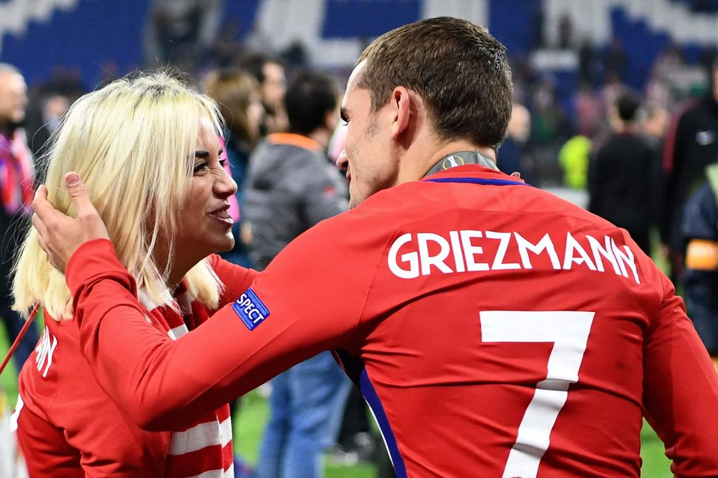 Chi è la moglie di Griezmann? Erika Choperena, la ...