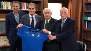 Nazionale, definito lo staff tecnico di Mancini: quattro gli assistenti del nuovo commissario tecnico