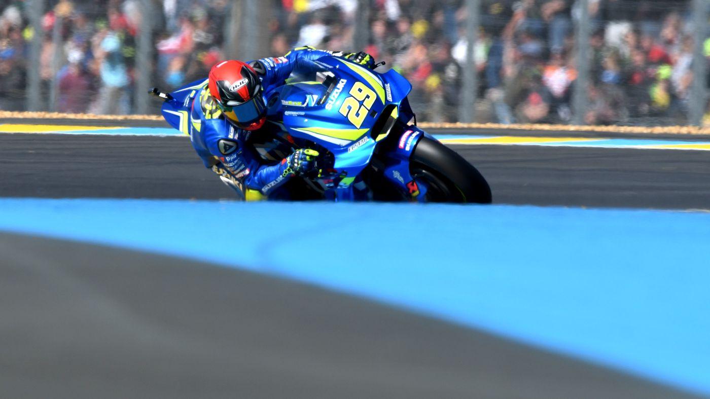 Andrea Iannone e la Suzuki: a fine MotoGP 2018 sarà separazione