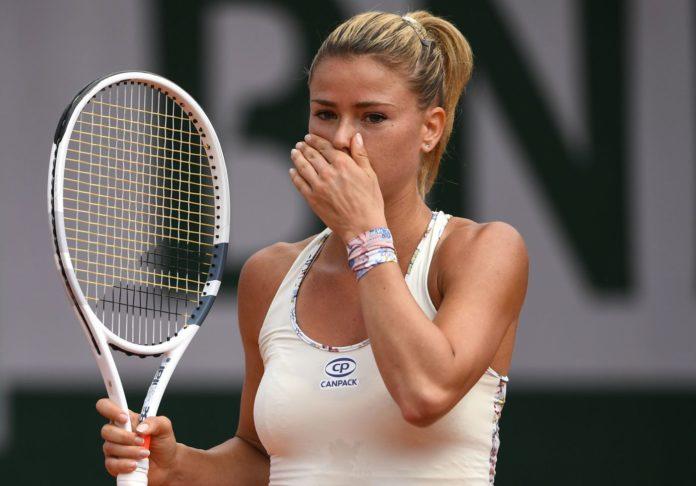 Camila Giorgi vs Sloane Stephens - Tennis Roland Garros 2018