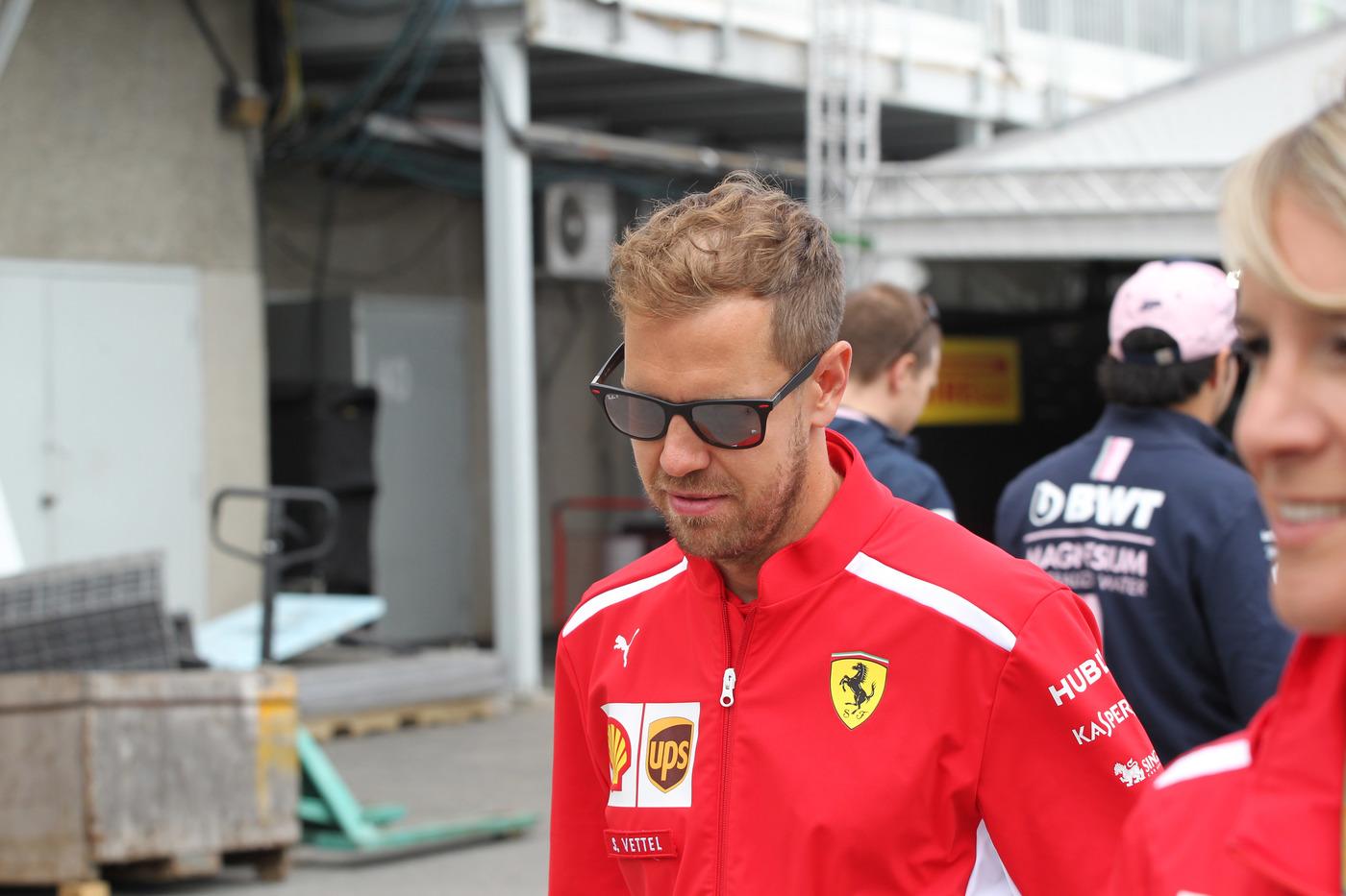Vettel trionfa in Canada e torna in vetta al mondiale