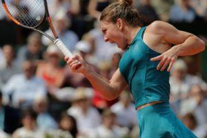 Sloane Stephens v Simona Halep: Finale Roland Garros