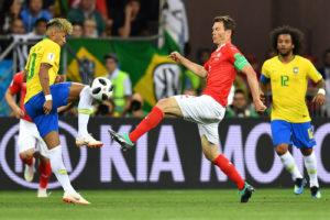 Mondiali Russia 2018 - Brasile vs Svizzera