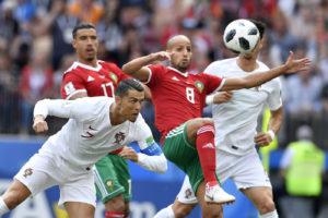 Mondiali Russia 2018, Ronaldo e quella strana esultanza cont