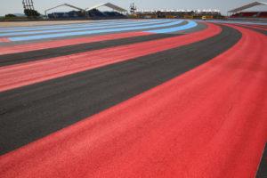 F1 – Perché ci sono le strisce colorate al Paul Ricard? La s