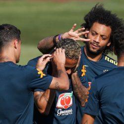Mondiali Russia 2018 – Le 'botte' a Neymar, grasse risate e