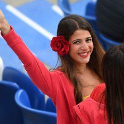 Mondiali Russia 2018 – Le sexy tifose spagnole e l'orso maro