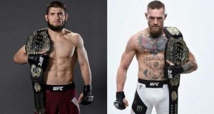 Nurmagomedov vs McGregor UFC 229