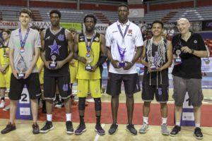 Basket – U18 Eccellenza: Stella Azzurra campione d'Italia, b