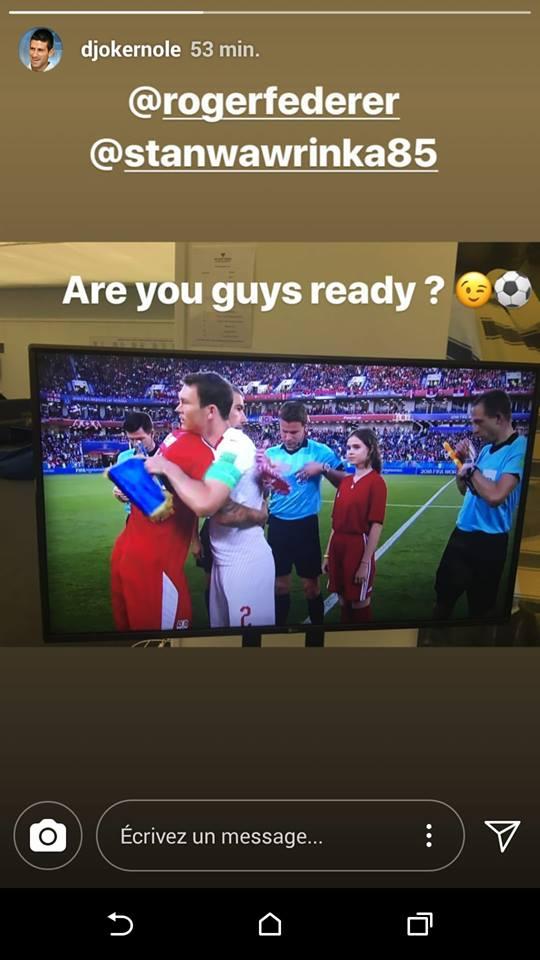 Mondiali Russia 2018 – Djokovic sfida Federer e Wawrinka: il