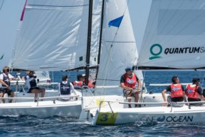 Audi Invitational Team Racing Challenge – Il team YCCS in te