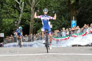 Ciclismo – Campionato italiano femminile su strada: il Gran