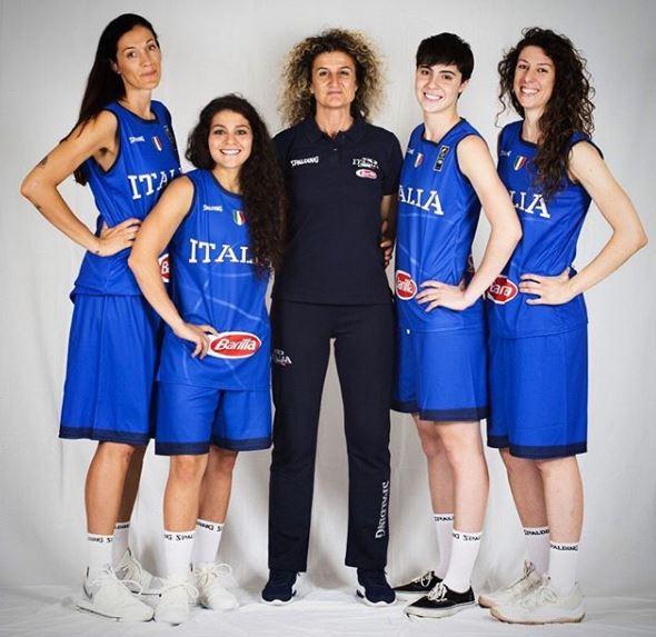 fiba 3x3 italia femminile