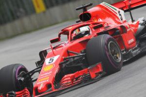 """F1, Vettel fa chiarezza: """"Guai con gli pneumatici ribassati?"""