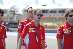 """F1 – Vettel sicuro di sè in Francia: """"non vedo un motivo per"""