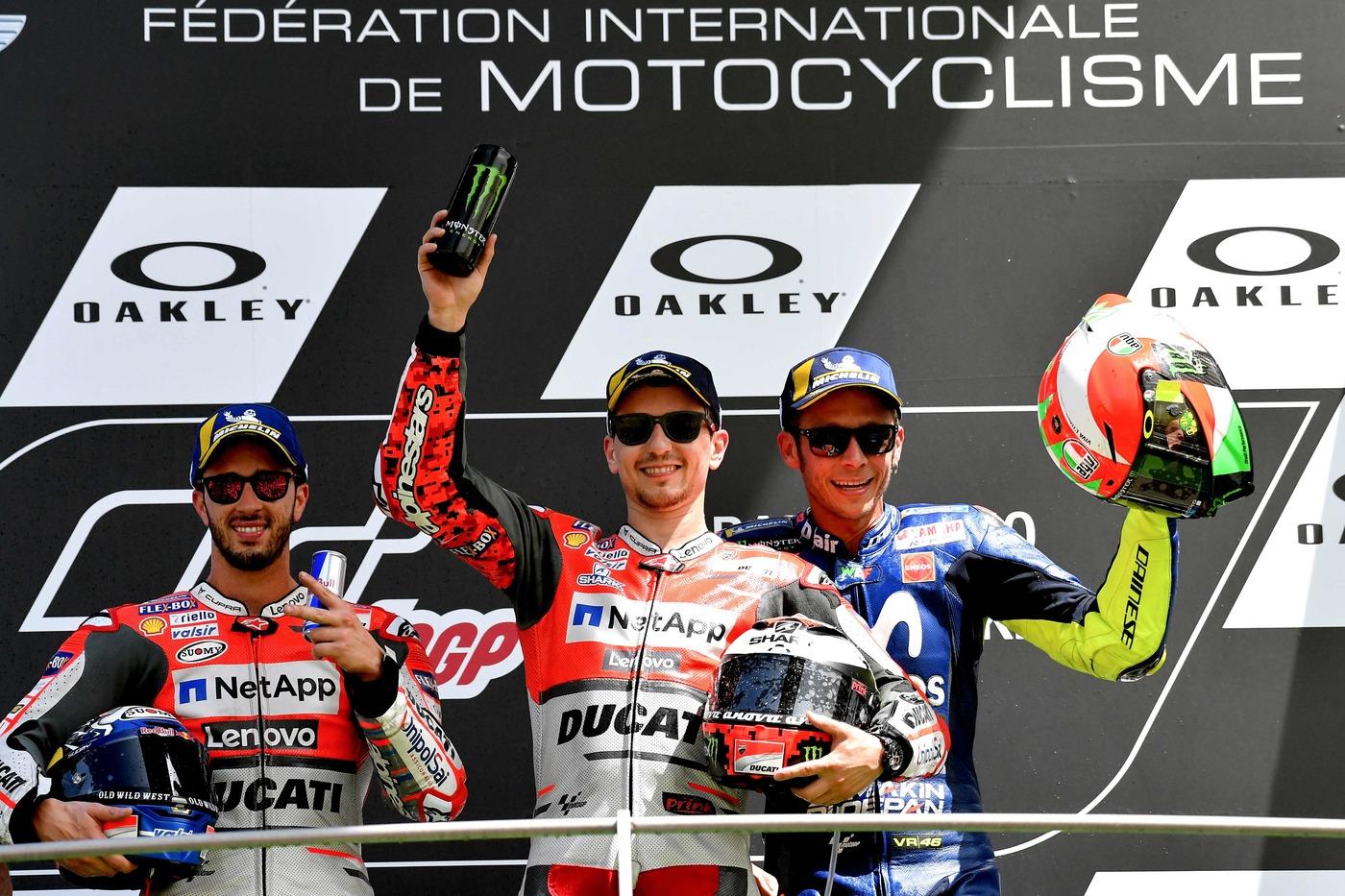 MotoGP Aragon, Lorenzo:
