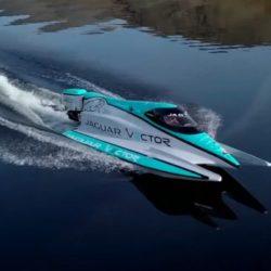 La barca elettrica più veloce del mondo? E' una Jaguar