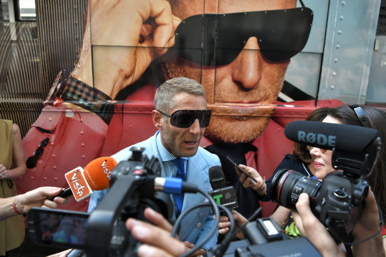 Laps Collection: gli occhiali da sole di Lapo Elkann ...