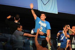 Gimnasia La Plata, Diego Armando Maradona si dimette dal ruo