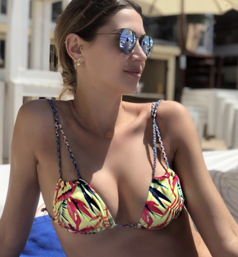 Instagram @melissasatta
