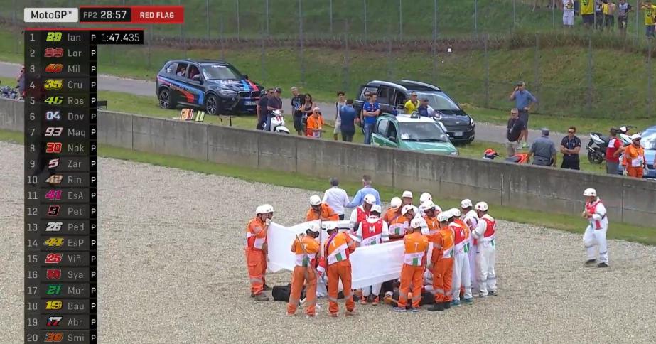 Mugello, un giro da togliere il fiato Valentino Rossi in pole position