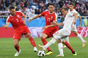 Mondiali Russia 2018, la Svizzera 'passa' sulla Serbia: che