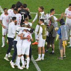 Mondiali Russia 2018 Serbia Svizzera