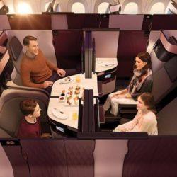Voli da sogni: Qatar Airways svela la strepitosa e lussuosis