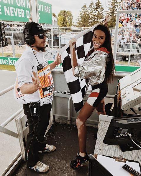 F1 Canada: Charlie scagiona Winnie per l'errore con la bandiera