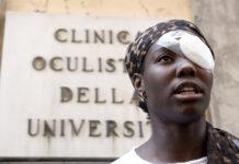 Daisy Osakue, campionessa azzurra di origine nigeriana aggredita