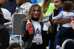 Mondiali Russia 2018 |  Dalle wags ai politici |  ci sono proprio tutti in tribuna per
