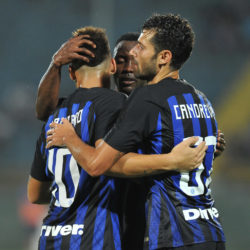 Amichevole Inter vs Zenit