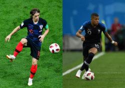 Mbappé-Modric |  a Mosca si assegna il… Pallone d'Oro |  cala il sipario sul duopolio