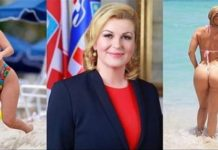 Presidentessa Croazia