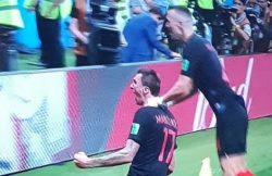 Mondiali Russia 2018 – Perisic incorna |  Mandzukic punisce Pickford |  la Croazia ad un