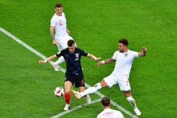 Mondiali Russia 2018 – Perisic |  che anticipo! Il fantastico gol dell'attaccante croato