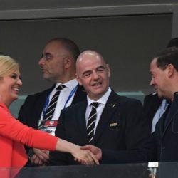 Kolinda Grabar-Kitarovi? Presidentessa Croazia