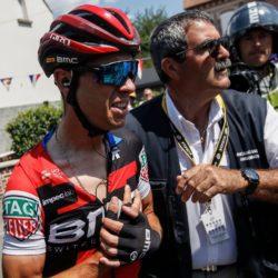 Richie Porte ritiro Tour de France