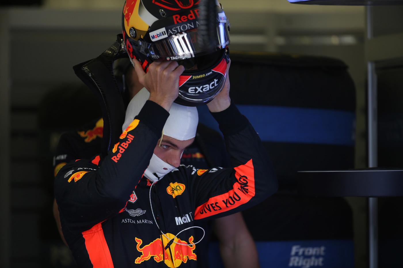 GP Ungheria, Verstappen: