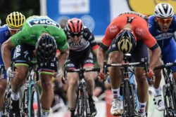 """Tour de France, Colbrelli svela: """"allo sprint mi sono scoppiate le gambe, ci sta essere battuto da Sagan"""""""