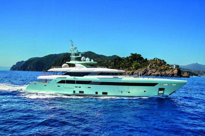 yacht CRN Latona 50m