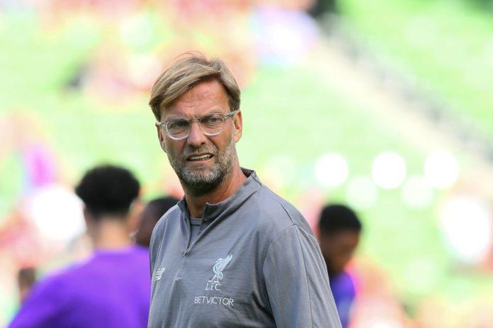Liverpool di Klopp