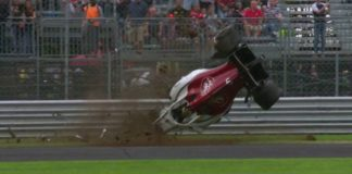 marcus ericsson incidente