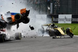 incidente alonso spa