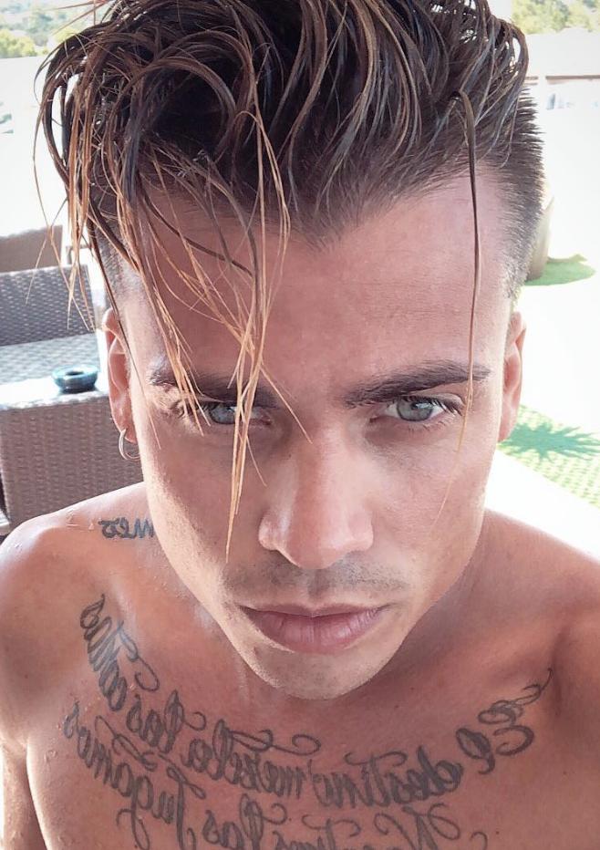 Instagram @federicochimirridj